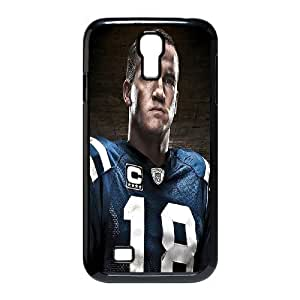 LIUMINGGUANG Phone case Style-5 -Sport Star Peyton Manning Series Protective Case For SamSung Galaxy S4 Case