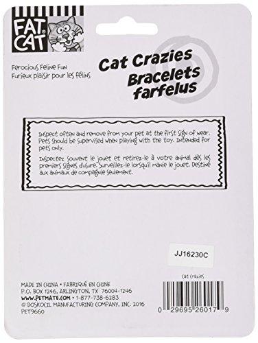 Doskocil PETMATE 26317 Cat Crazies Cat Toy 4