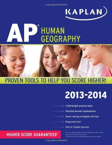 Kaplan AP Human Geography 2013-2014 (Kaplan AP Series)