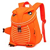 Little Toddler Kids Backpack for Preschool Cartoon Travel Dinosaur Daycare Diaper Snacks Neoprene Bag