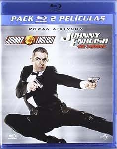 Pack Johnny English (BD) [Blu-ray]
