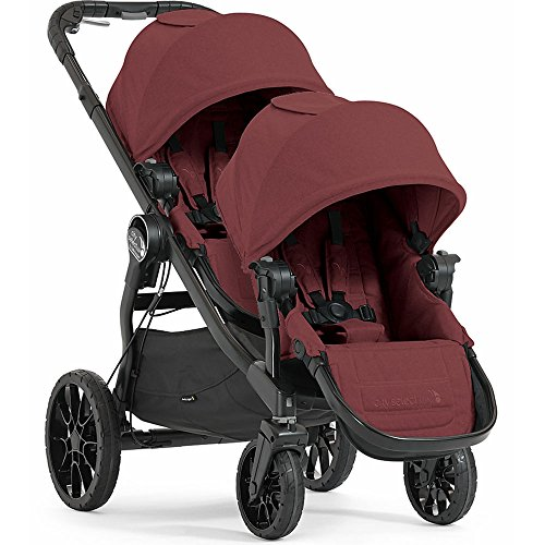 Baby Jogger City Select Lux with Second Seat Double Stroller – Port