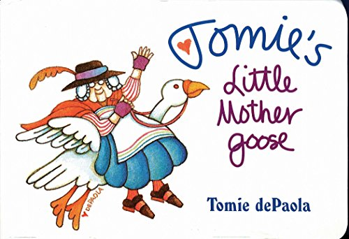 Tomie's Little Mother Goose (Mother Goose Board Book)