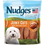 Nudges Duck Jerky Dog Treats, 18 oz.