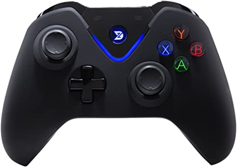 ZD W-PRO 2.4Ghz Wireless Controller Gamepad Joystick For Xbox one ...