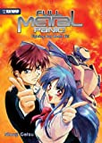 Front cover for the book Full Metal Panic! (novel) Volume 1: Fighting Boy Meets Girl by Shouji Gatou