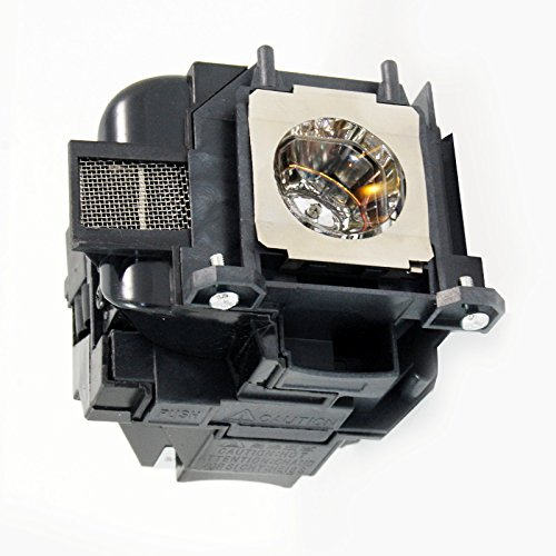 ELPLP78 Projector Lamp for PowerLite 1222/1262W/98/99W/965/S17/W17/X17 by Epson