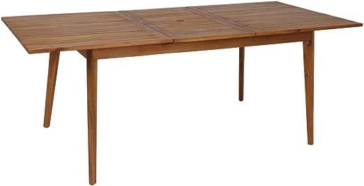 greemotion Table de jardin extensible Sylt - Table de jardin ...