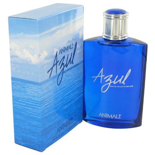 ANIMALE AZUL by Animale Men's Eau De Toilette Spray 3.4 oz - 100% (Azul Cologne)
