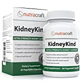 Cheap #1 Kidney Support and Detox Supplement – Natural Kidney Cleanse and Bladder Care Formula for Kidney and Urinary Health – With Buchu, Juniper, Uva Ursi, Cranberry & Nettle Leaf – 60 Vegetable Capsules