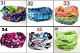 6 Pcs Cheap and Good Quality Headscarves, High Elastic Magic Headband with Uv Resistance, 18.8*9.4 Inch