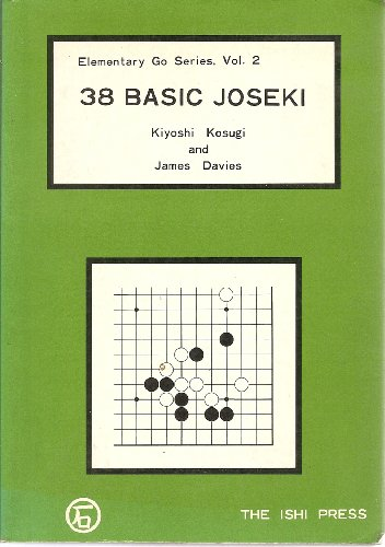 38 Basic Joseki (Elementary Go Series Vol. 2)
