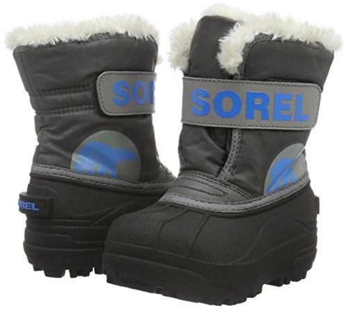 Pictures of Sorel Childrens Commander Snow Boot (Toddler/Little 4