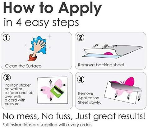 EricauBird Pear Sticker pour Ordinateur Portable MacBook Motif Poire et Ananas