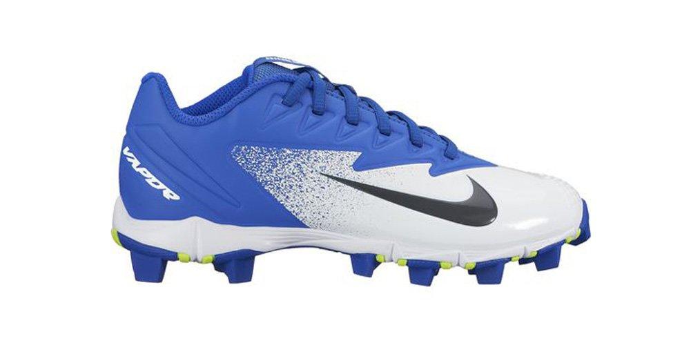 Nike Boy's Vapor Ultrafly Keystone (GS) Baseball Cleat Game Royal/Photo Blue/White Size 1.5 M US