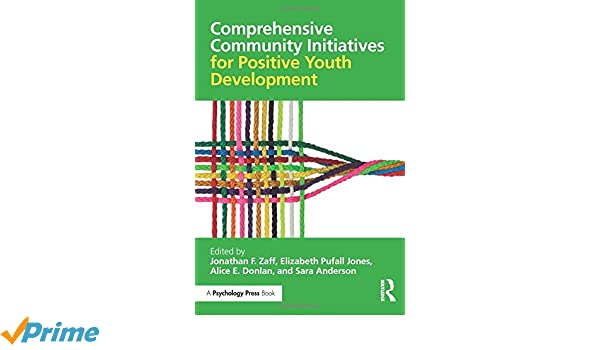 Amazon.com: Comprehensive Community Initiatives For Positive Youth ...