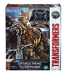 Transformers Hasbro Movie 5 The Last Knight Shadow Spark Optimus Prime Asia Exclusive Leader Class
