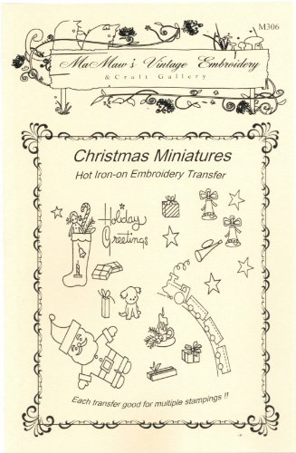 Vintage Iron Transfers - 7