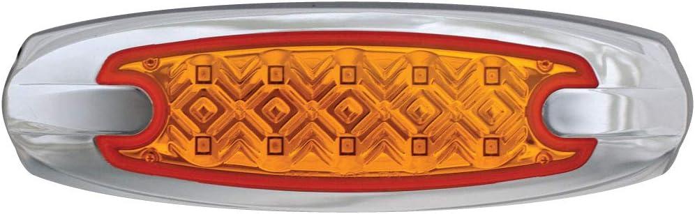 Kaper II L14-0094A Amber LED Marker//Clearance Light