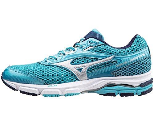 Mizuno Wave Legend 3 Women's Running Shoes Blue hnswbN0Q