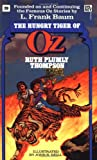 Hungry Tiger of Oz, Ruth Plumly Thompson, 0345315898