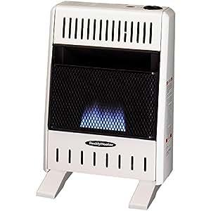 Sure Heat WGSH10BFLP Sure Heat 10,000 BTU Blue Flame Space Heater, Liquid Propane