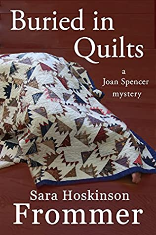 book cover of Buried in Quilts