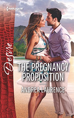 book cover of The Pregnancy Proposition