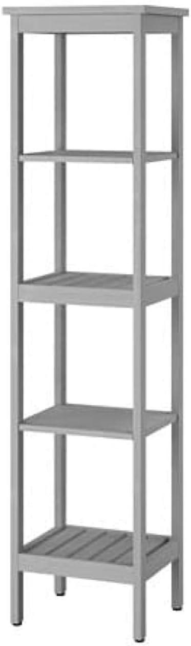 Ikea Hemnes 203.490.04 - Estantería (40,6 x 17,7 cm), Color ...