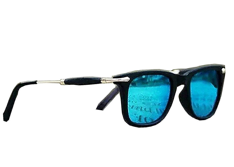 bf9d7e65928 Forex Polarized UV400 Protected Wayfarer Square Unisex Sunglasses  (KHMOHDG07CH