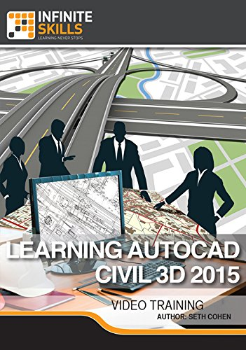 Learning AutoCAD Civil 3D 2015 [Online Code] by Infiniteskills