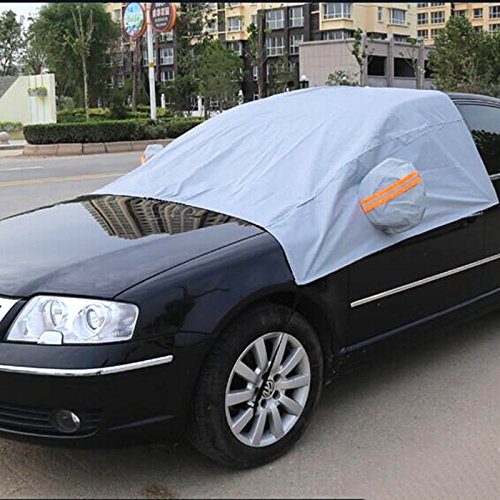 Zorvo Sun Shade Protector for Car Windscreen Snow Ice Frost WindShield Roof Covers Protector