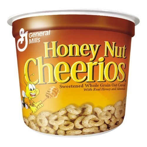 Cheerios Advantus Cereal (Advantus Honey Nut Cheerios Cereal-In-A-Cup by General Mills)