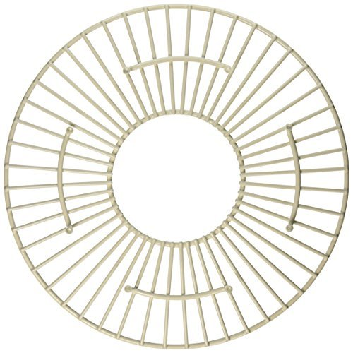 Rohl WSG6737BS Wsg6737 Wire Basin Rack for The Allia 6737 Prep Sink, Biscuit by ()