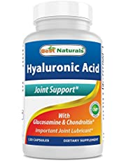 [US Deal] Save on Best Naturals Hyaluronic Acid 100 mg 120 Capsules - Support Healthy Joints and Youthful Skin. Discount applied in price displayed.