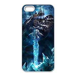 iPhone 4 4s Cell Phone Case White The Lich King V4U3TN