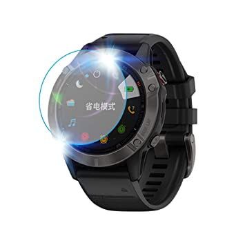 Amazon.com: for Garmin Fenix 6 Pro Screen Protector, JKRED ...