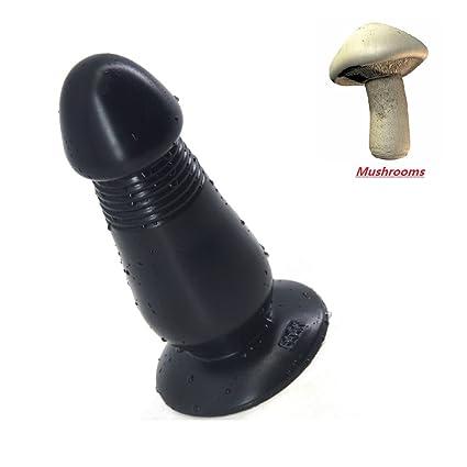 Huge Anal plug Vagina y culo Masaje del dilatador, juguetes ...