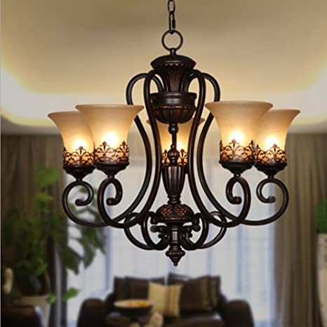 LightInTheBox Island Country Vintage Style Chandeliers Flush Mount Painting  Lighting Fixture Lamp - LightInTheBox Island Country Vintage Style Chandeliers Flush Mount