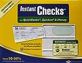 Instant Checks #3000 Business Green 250