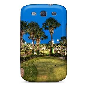 Brand New Defender For Case Iphone 6Plus 5.5inch Cover(mini Golf Course Among The Palms)