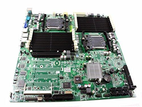 Nforce Nvidia Sata - Dell PowerEdge R1232 R1232L R2232S Series NVIDIA nForce Professional 3600 MCP Chipset Socket F DDR2 SDRAM 16 Memory Slots SATA Motherboard J002R 0408P9 CN-0408P9 0J002R CN-0J002R GA-3CESL-RH