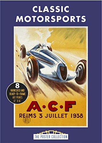 Download Poster Pack: Classic Motorsports pdf epub