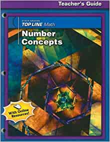 Steck-Vaughn Top Line Math: Student Workbook Grades 9 - UP Data, Tables and Grap