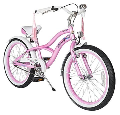 Bikestar 20 Inch (50.8cm) Kids Children Bike Bicycle - Cruiser - Pink