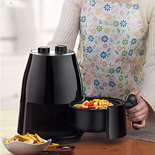 WLIXZ 1.5L Air Fryer met 60 minuten Timer & Auto Shutoff, En Volledig Verstelbare Temperatuurregeling voor Gezonde Olie Gratis & Laag Vet Koken