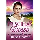 Priscilla's Escape (The Bishop's Daughters Book 3)