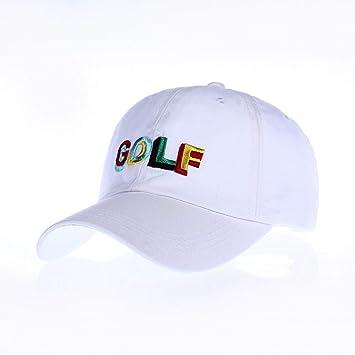 JJJRMP Gorra De Golf Tyler The Creator Snapback Hueso Sombreros ...