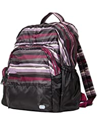 Lug Echo Packable Backpack, Painted Cranberry, One Size