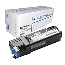 Proosh Compatible Toner Cartridge for Xerox 106R01597, Black, Non OEM; for use in Compatible Printers: Xerox WorkCentre 6505 Phaser 6500